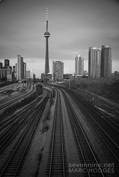 Tracks and Skyline
