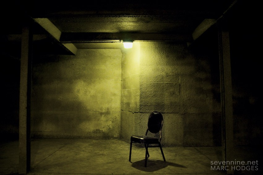 Chair in the Light