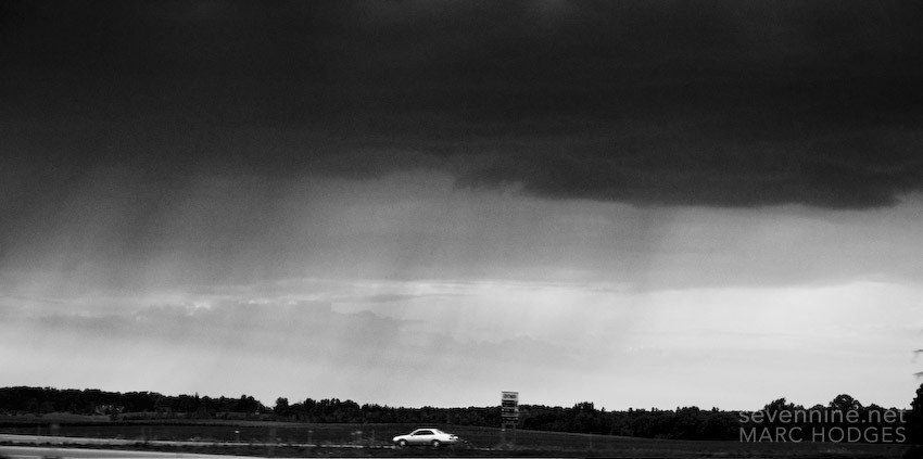 Storm in the Distance