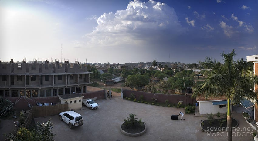 View From the Compound