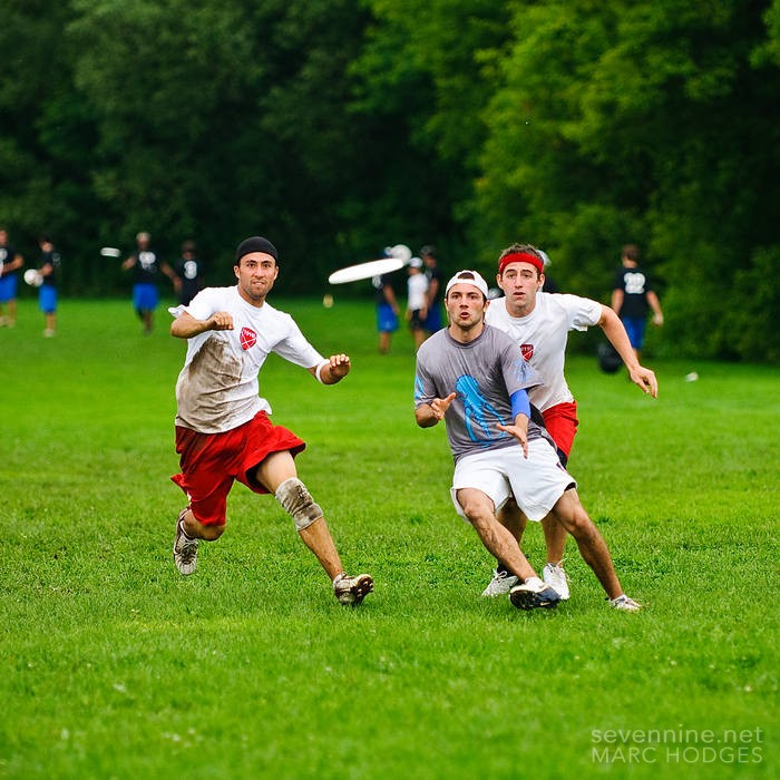 Attacking the Disc