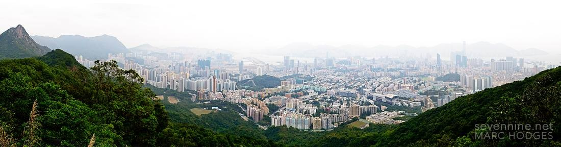Hong Kong from the Other Side