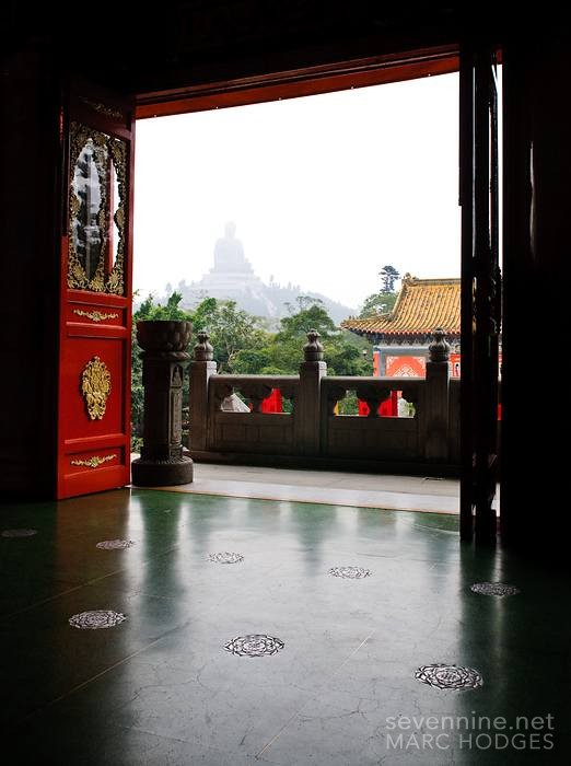 From the Monestary to the Big Buddha