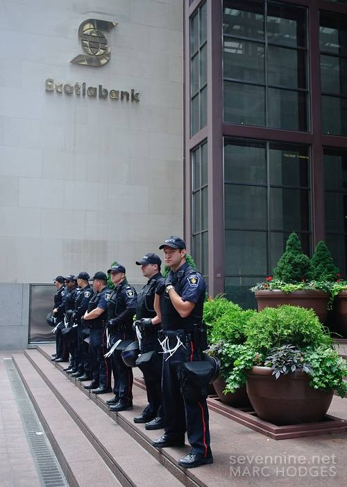 Protecting Scotiabank