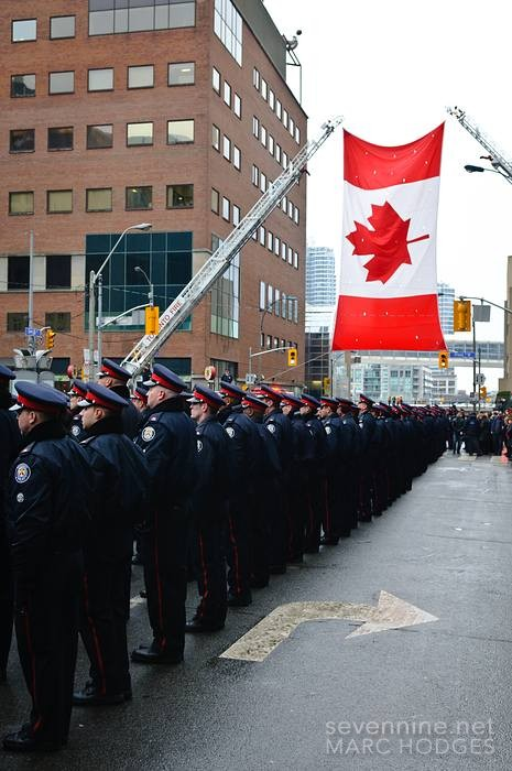 Sgt Russell's Procession