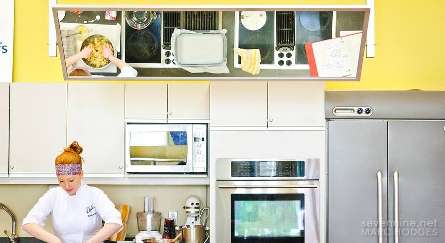Cooking in Yellow