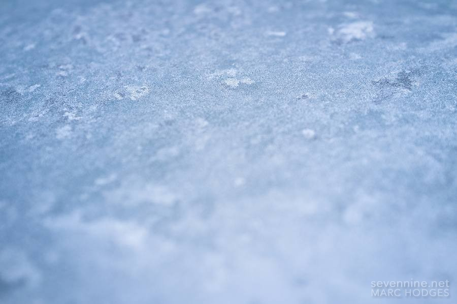 Frozen Condensation 1