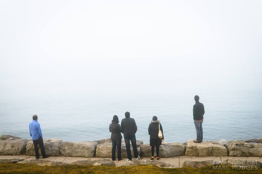 Looking into the Fog