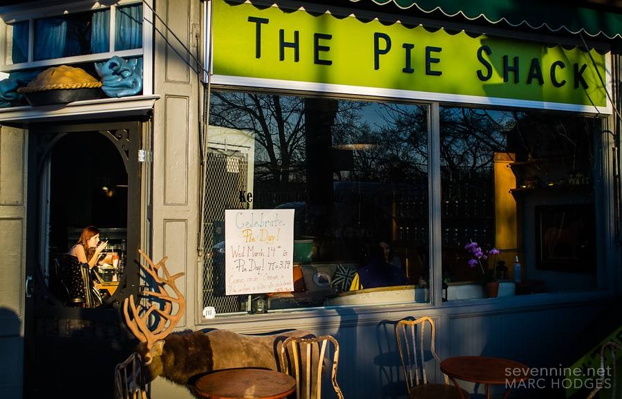 Pi Day at the Pie Shack