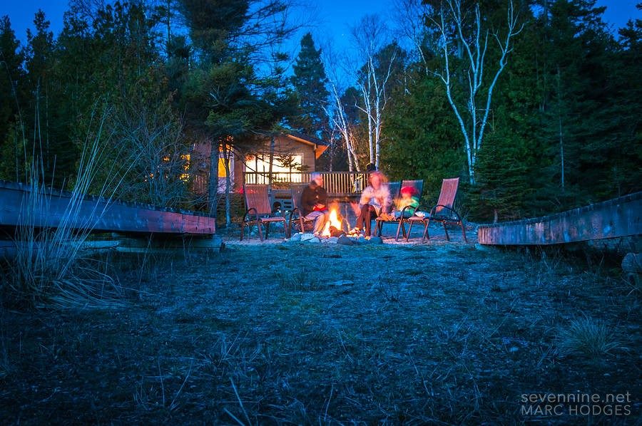 Cottage Fire