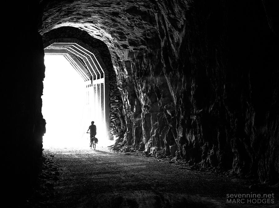 Kettle Valley Tunnel 1