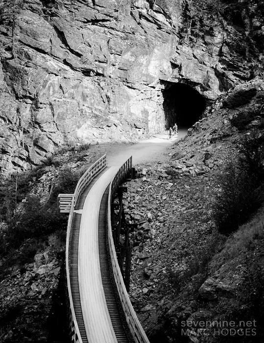 Kettle Valley Tunnel 3