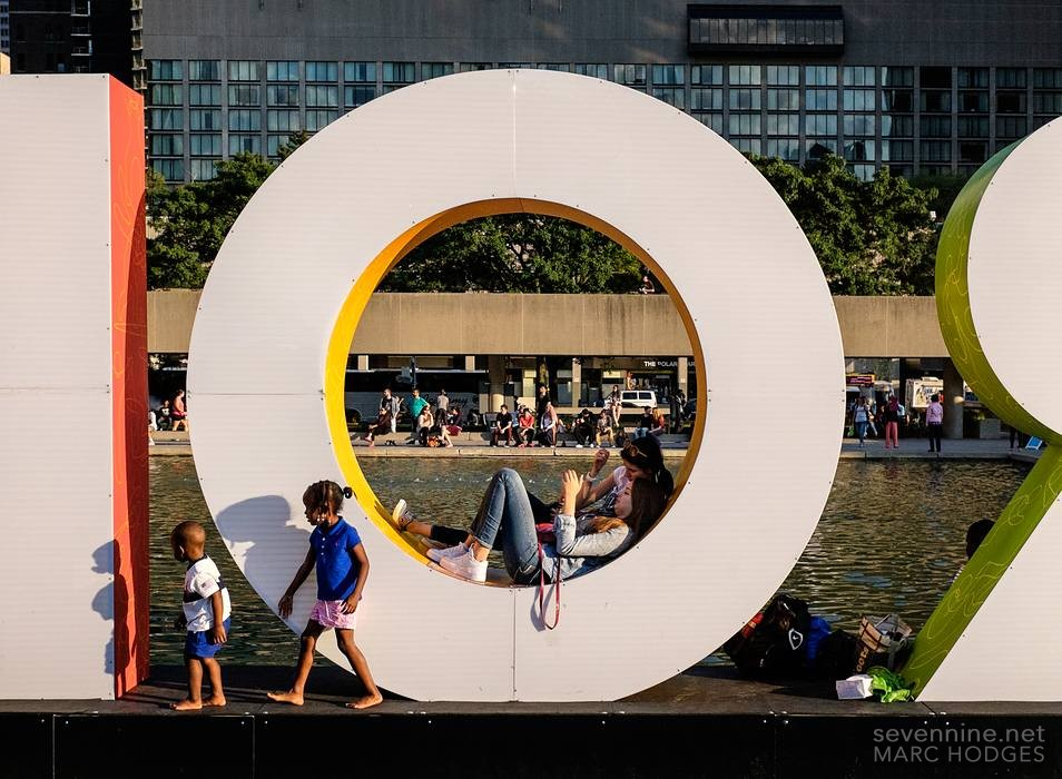 "Hanging Out in the ""O"""